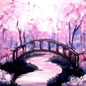 Pink Forest - Plucka's Art Studio (May 02 1.30pm)