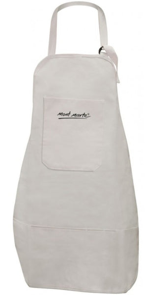 Artists Apron Heavy Duty Calico