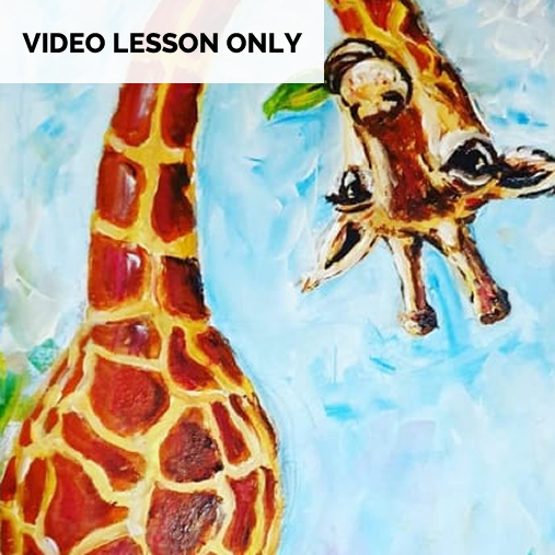 Upside Down Giraffe [Video Only]