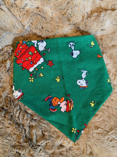 Snoopy Dog Bandana