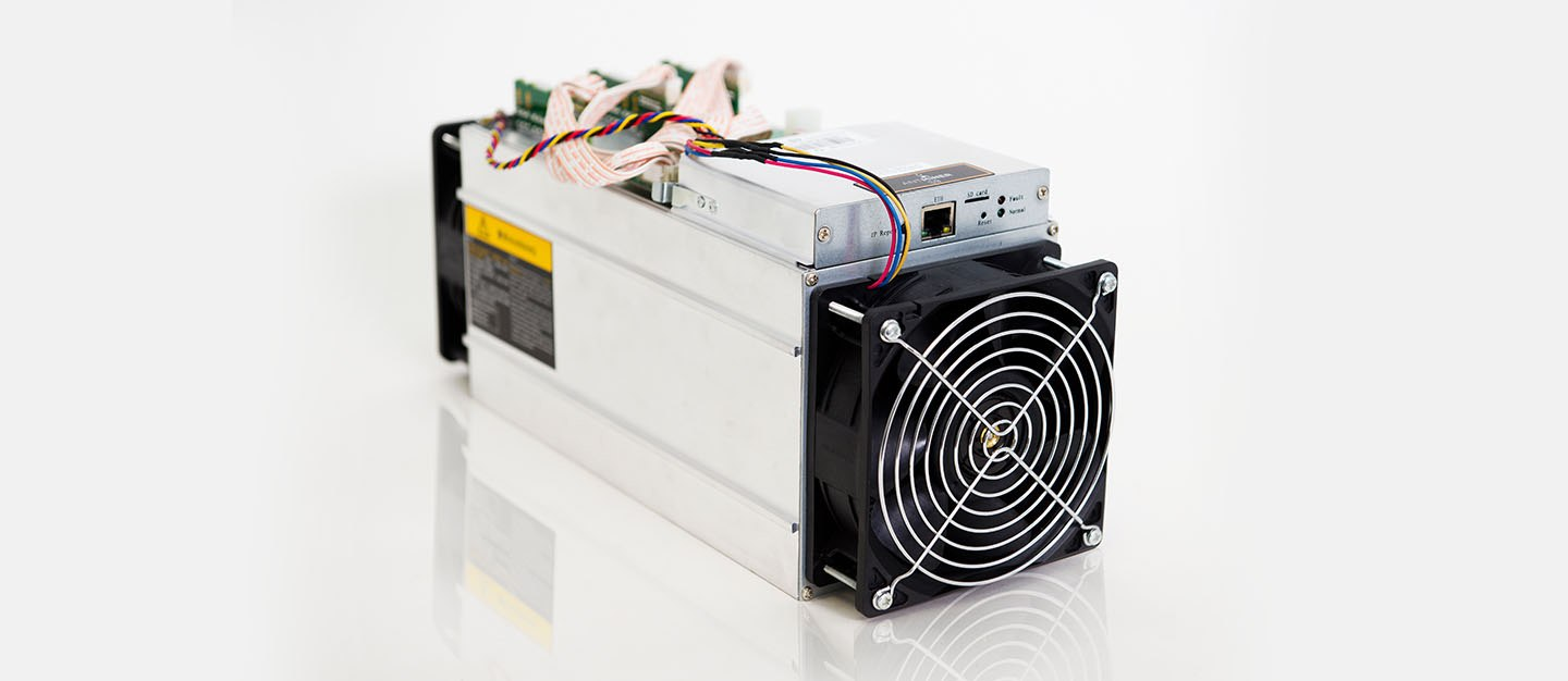 BITMAIN ANTMINER S9 13.5 TH/S (USED)