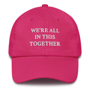 All in this together dad hat