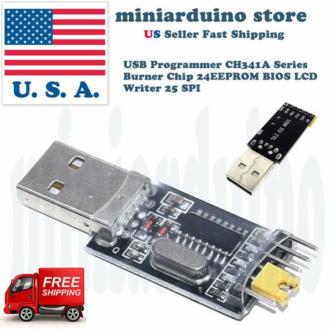 6 Pin USB 2.0 to TTL UART Module Serial Converter CH340G Module STC 5V/3.3V - arduino - Business & Industrial:Electrical Equipment & Supplies:Electronic Components & Semiconductors:Other Electronic Components