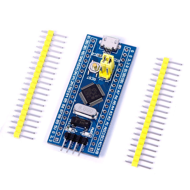 STM32F103C8T6 ARM STM32 Minimum System Development Board Module Arduino micro US - arduino - Business & Industrial:Electrical Equipment & Supplies:Electronic Components & Semiconductors:Semiconductors & Actives:Integrated Circuits (ICs):Microcontrollers & Programmers