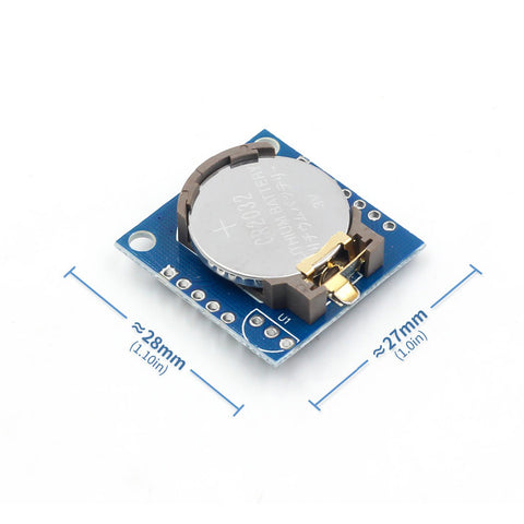 Tiny RTC I2C DS1307 AT24C32 Real Time Clock Module For Arduino AVR PIC 51 ARM - arduino -