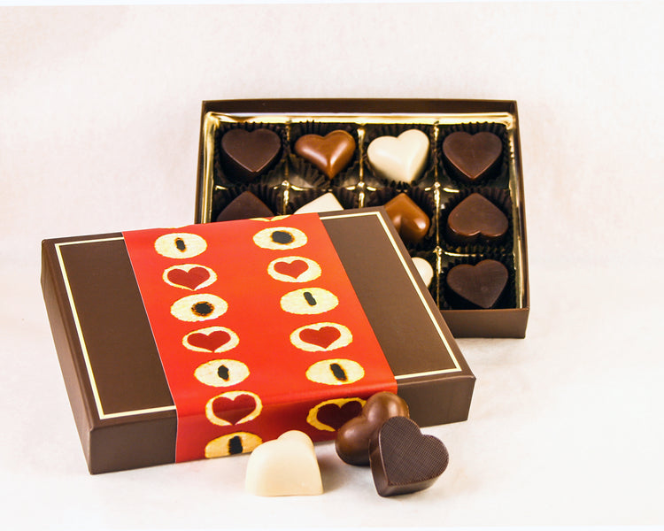 Stuck inside for Valentine's Day this year? Get delicious Chocolates delivered at home.