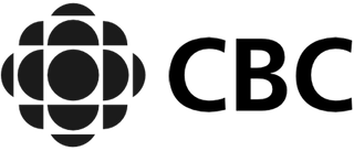 CBC Canada Black and White Logo