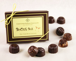 Booze Truffles  [Box of 9 Pieces]