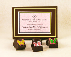 Mother's Day Chocolate Gift Box by Christopher Norman Chocolates