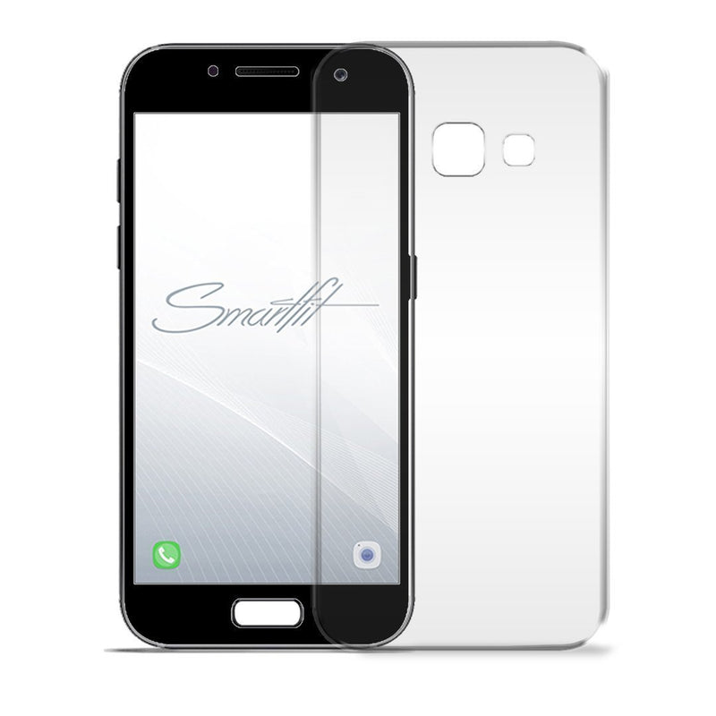 Transparent Gel Case for Samsung A3 2017