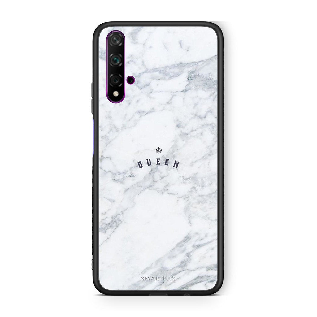 Marble Queen - Huawei Nova 5T/Honor 20 Case +FREE Ring Holder