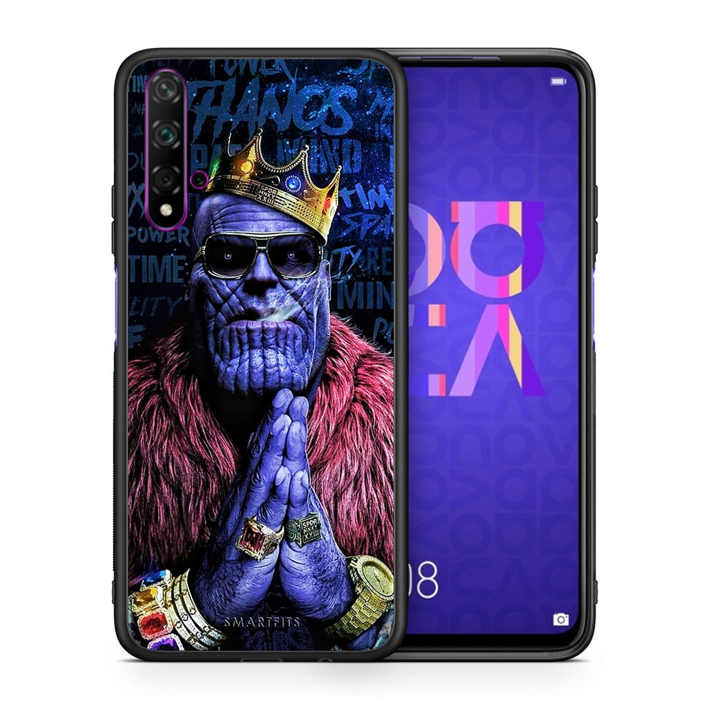 PopArt Thanos - Huawei Nova 5T/Honor 20 Case +FREE Ring Holder