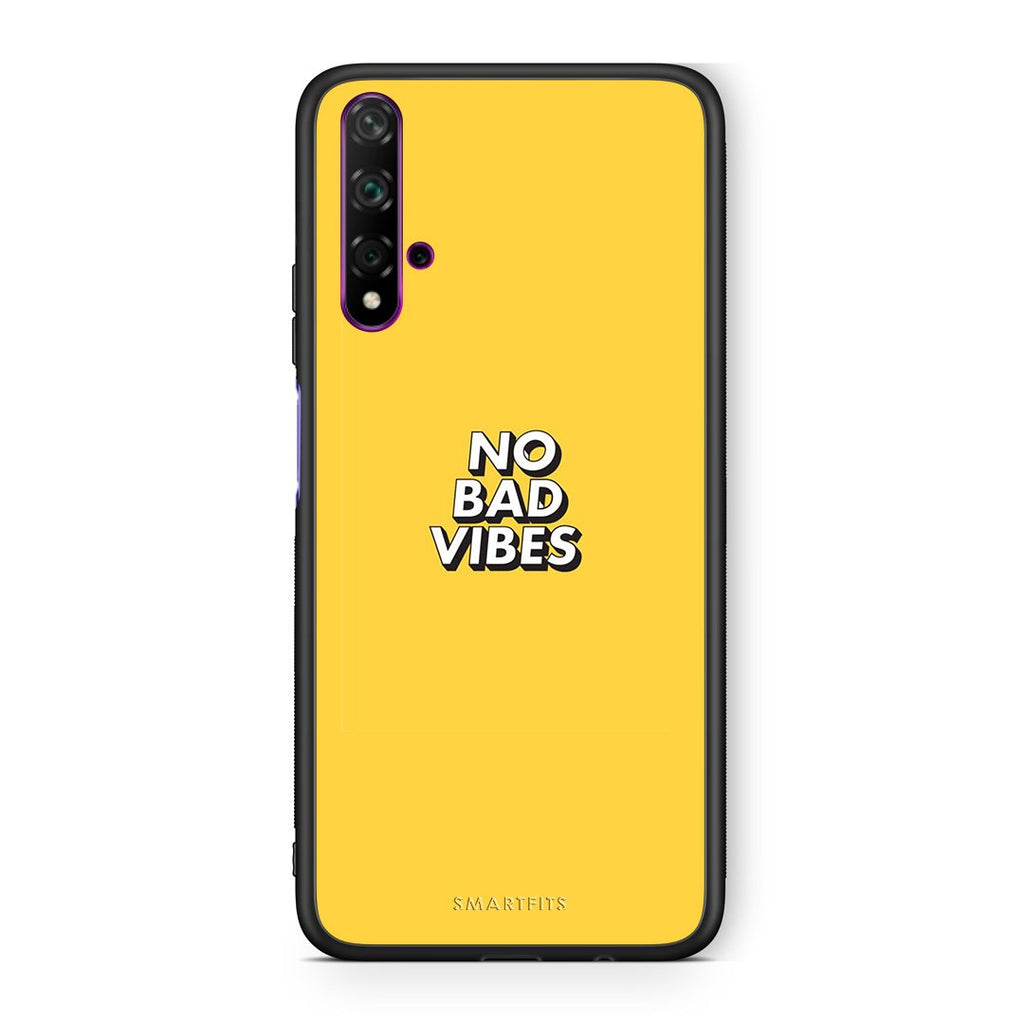 Text Vibes - Huawei Nova 5T/Honor 20 Case +FREE Ring Holder