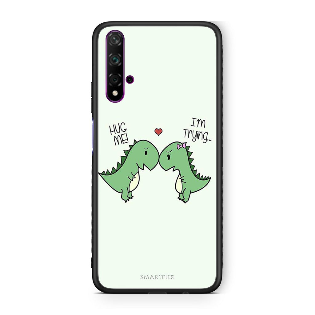 Valentine Rex - Huawei Nova 5T/Honor 20 Case +FREE Ring Holder