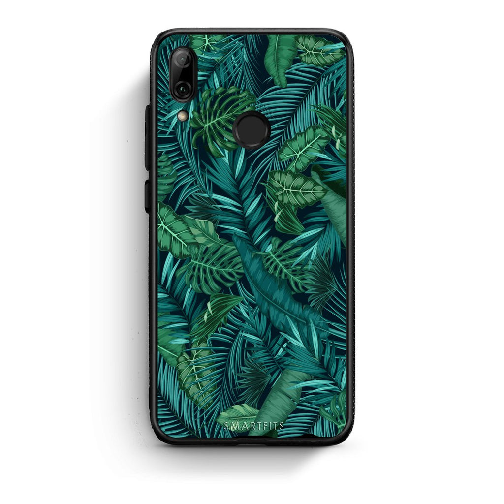 99 - Huawei P Smart 2019  Tropic Leaves case, cover, bumper