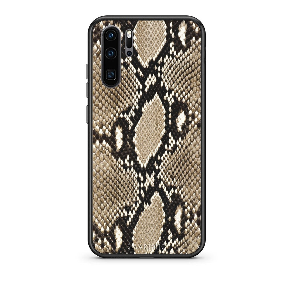 23 - Huawei P30 Pro  Fashion Snake Animal case, cover, bumper