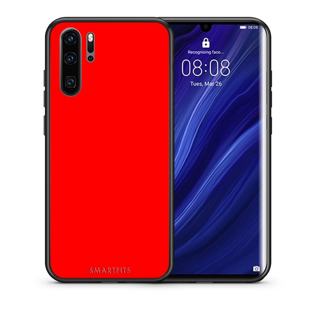 17 - Huawei P30 Pro  Red Color case, cover, bumper