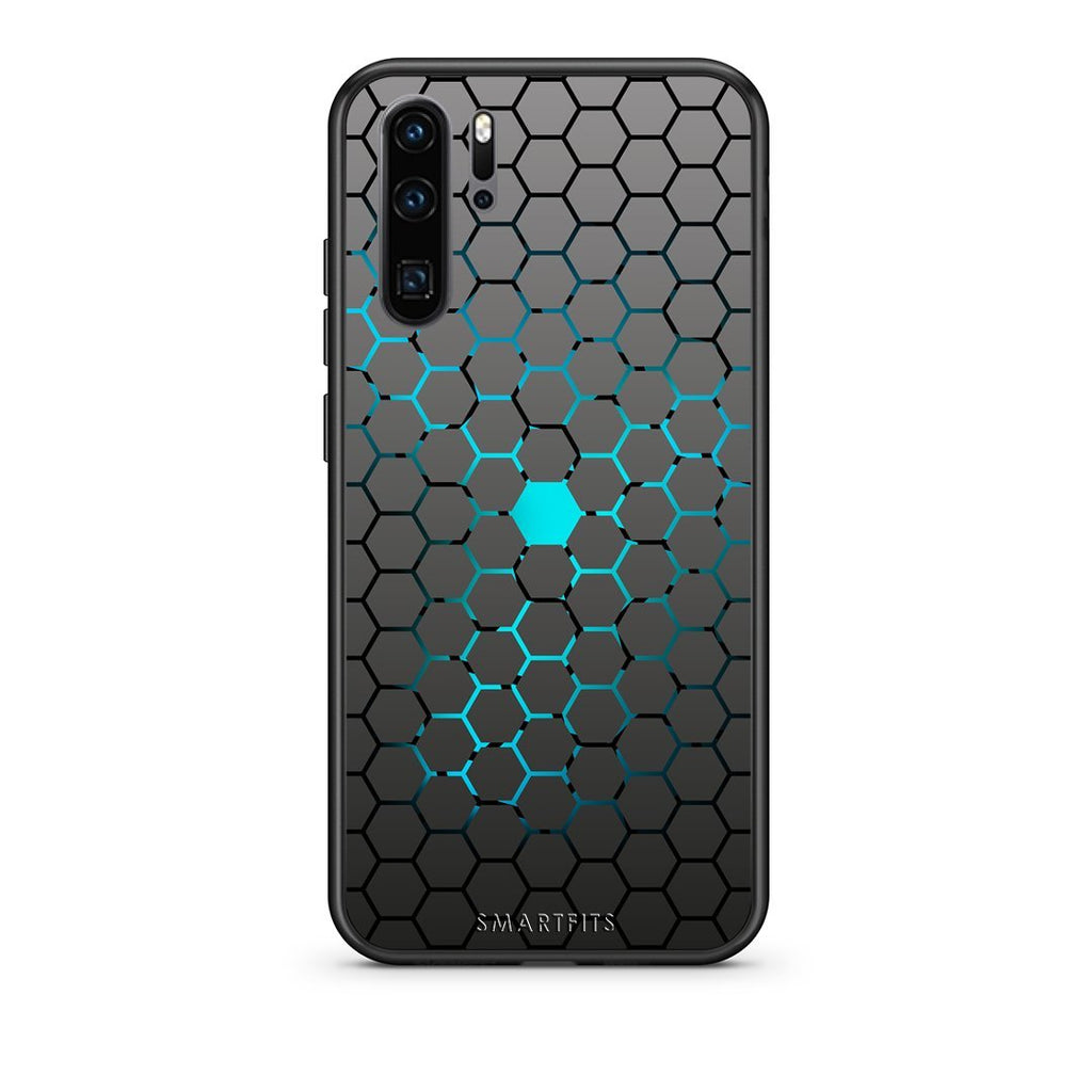 40 - Huawei P30 Pro  Hexagonal Geometric case, cover, bumper