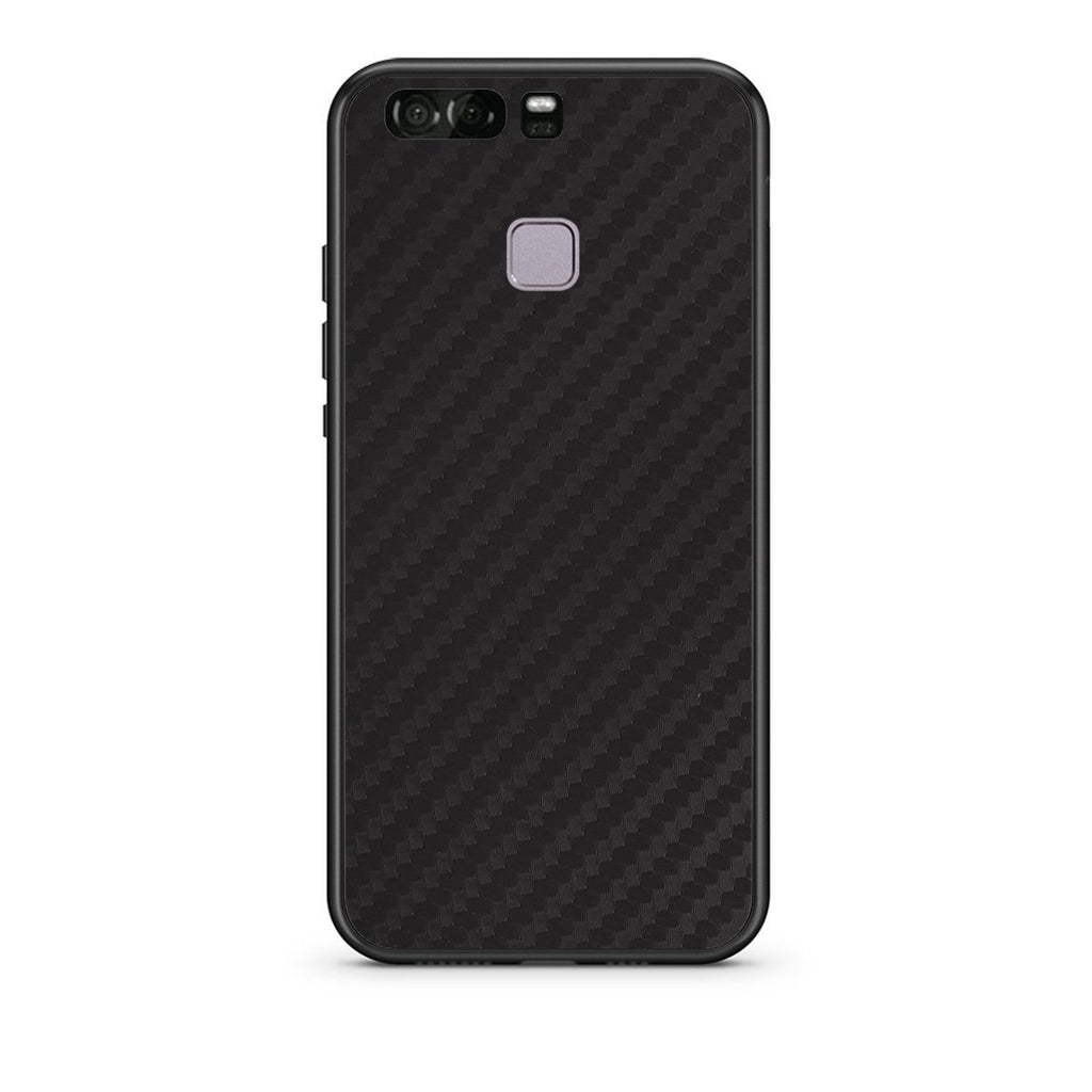 0 - huawei p9 Black Carbon case, cover, bumper