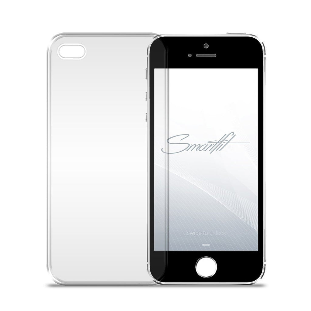 Transparent Gel Case for iPhone 5/5s/SE