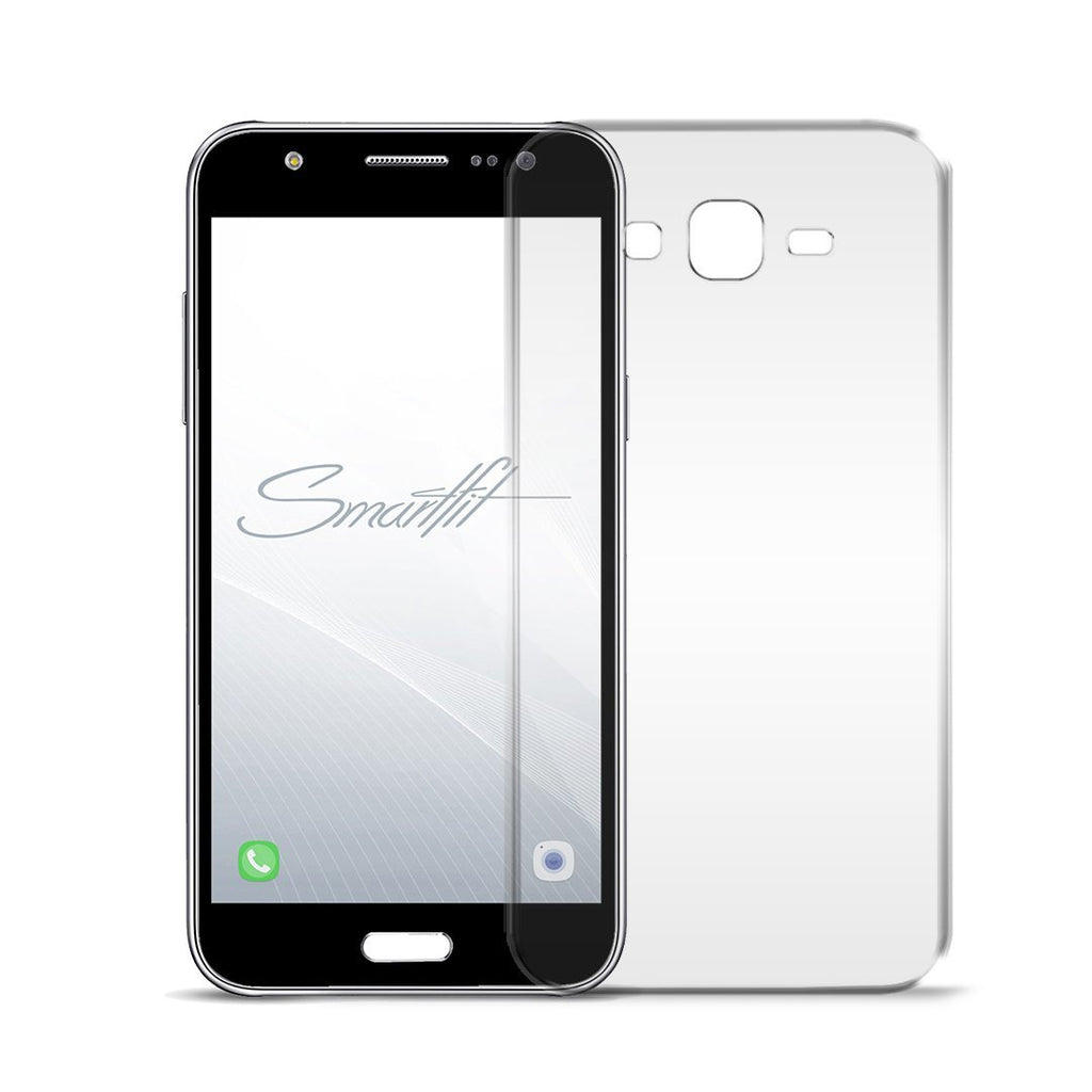 Transparent Gel Case for Samsung Galaxy J5