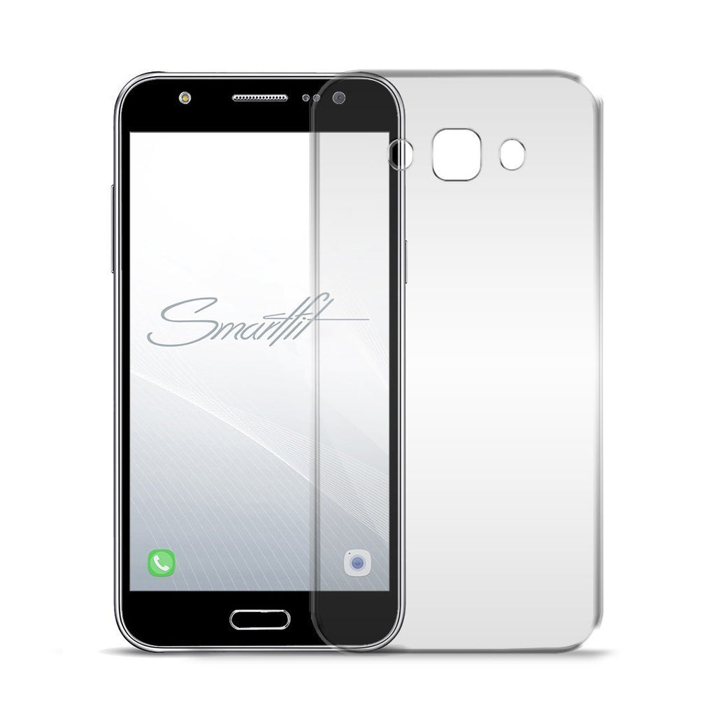 Transparent Gel Case for Samsung J5 2016