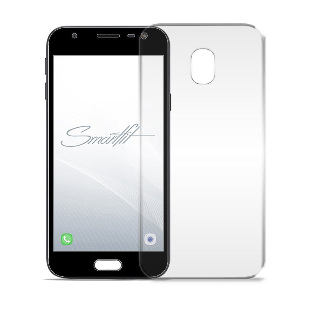 Transparent Gel Case for Samsung J3 2017