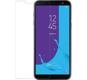 Premium Tempered Glass-Screen Protector for Samsung J6