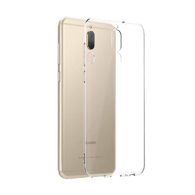 Transparent Gel Case for Huawei Mate 10 Lite
