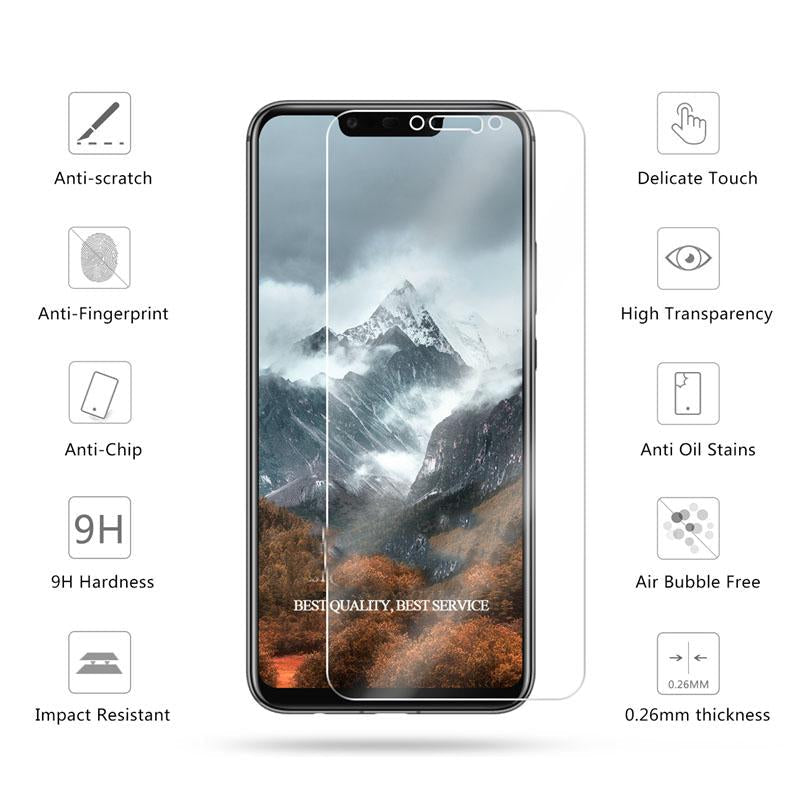 Premium Tempered Glass-Screen Protector for Huawei Mate 20 Lite