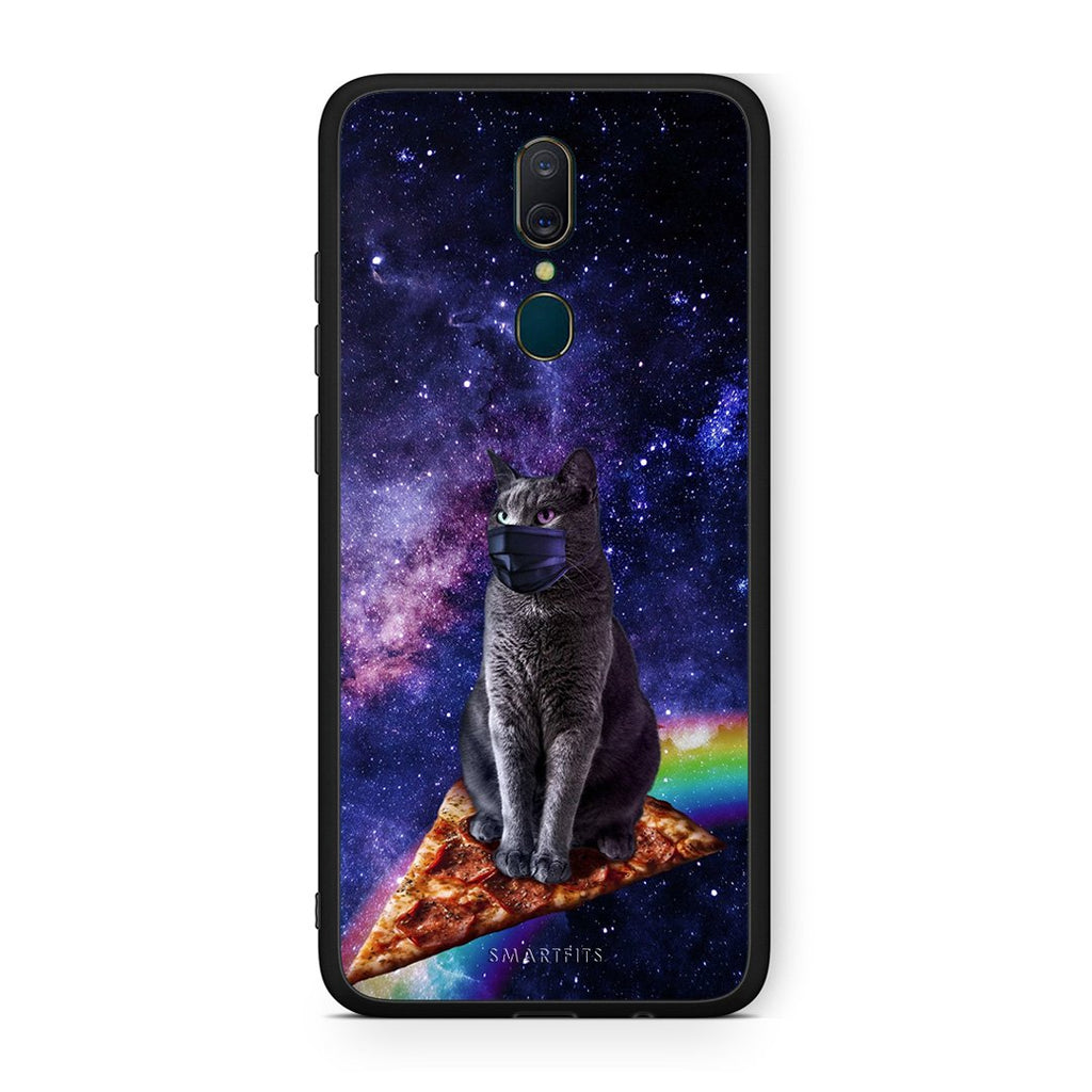 4 - Oppo A9 Cat Corona case, cover, bumper