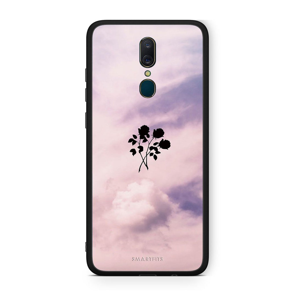 4 - Oppo A9 Sky Flower case, cover, bumper