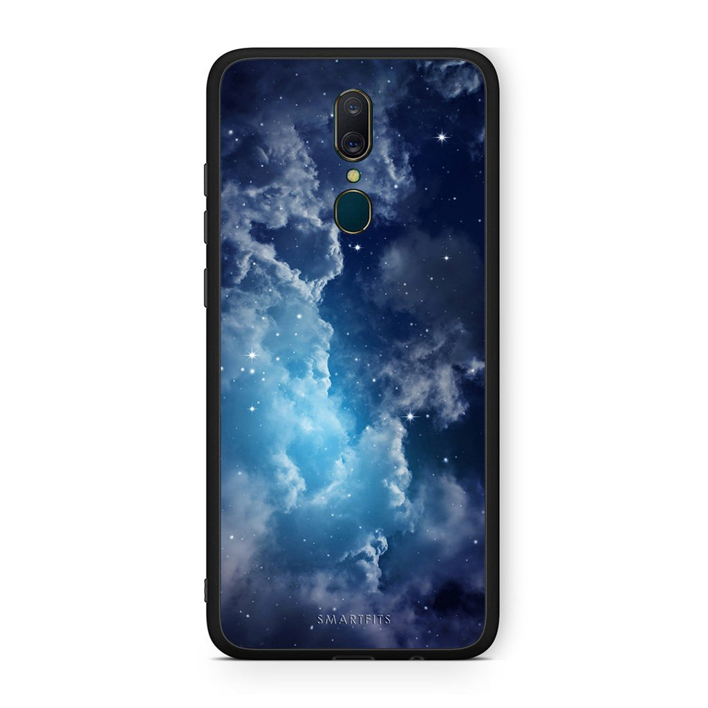104 - Oppo A9  Blue Sky Galaxy case, cover, bumper