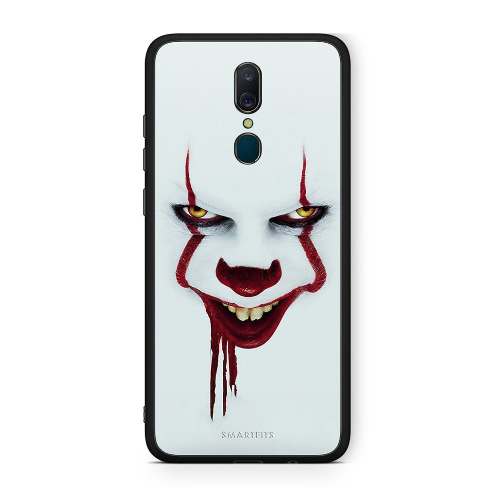 4 - Oppo A9 ET Halloween case, cover, bumper