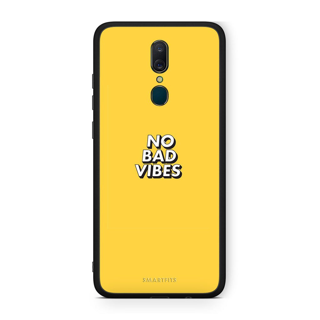 4 - Oppo A9 Vibes Text case, cover, bumper