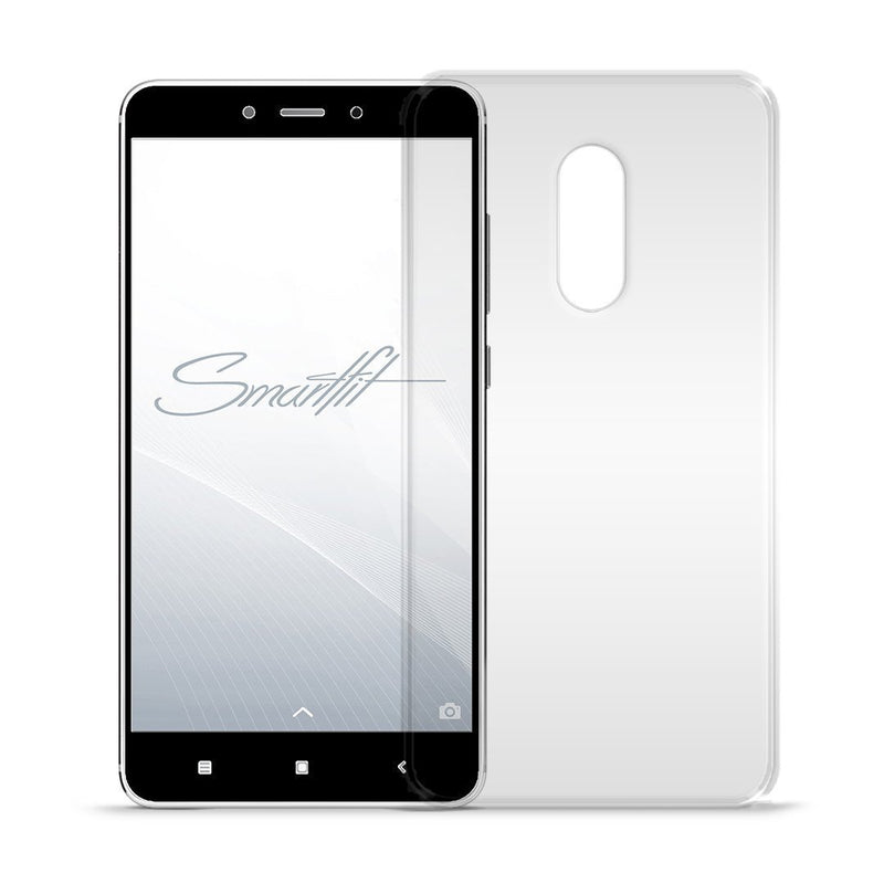 Transparent Gel Case for Xiaomi Redmi Note 4/4X (Snapdragon)
