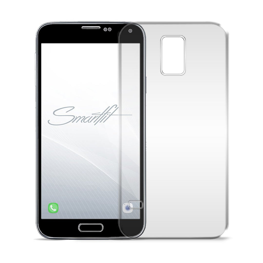 Transparent Gel Case for Samsung Galaxy S5/S5 Neo
