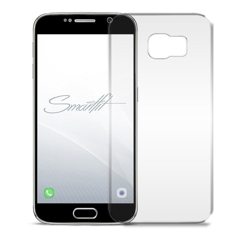 Transparent Gel Case for Samsung S6