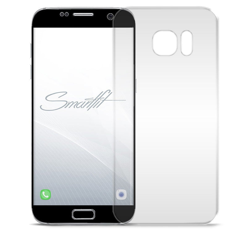 Transparent Gel Case for Samsung S7 Edge