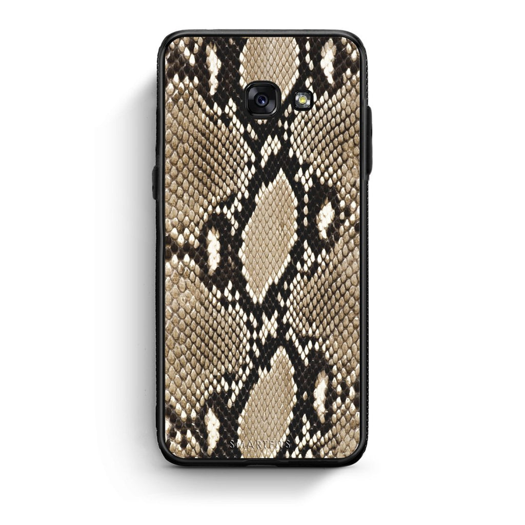 23 - Samsung A3 2017 Fashion Snake Animal case, cover, bumper