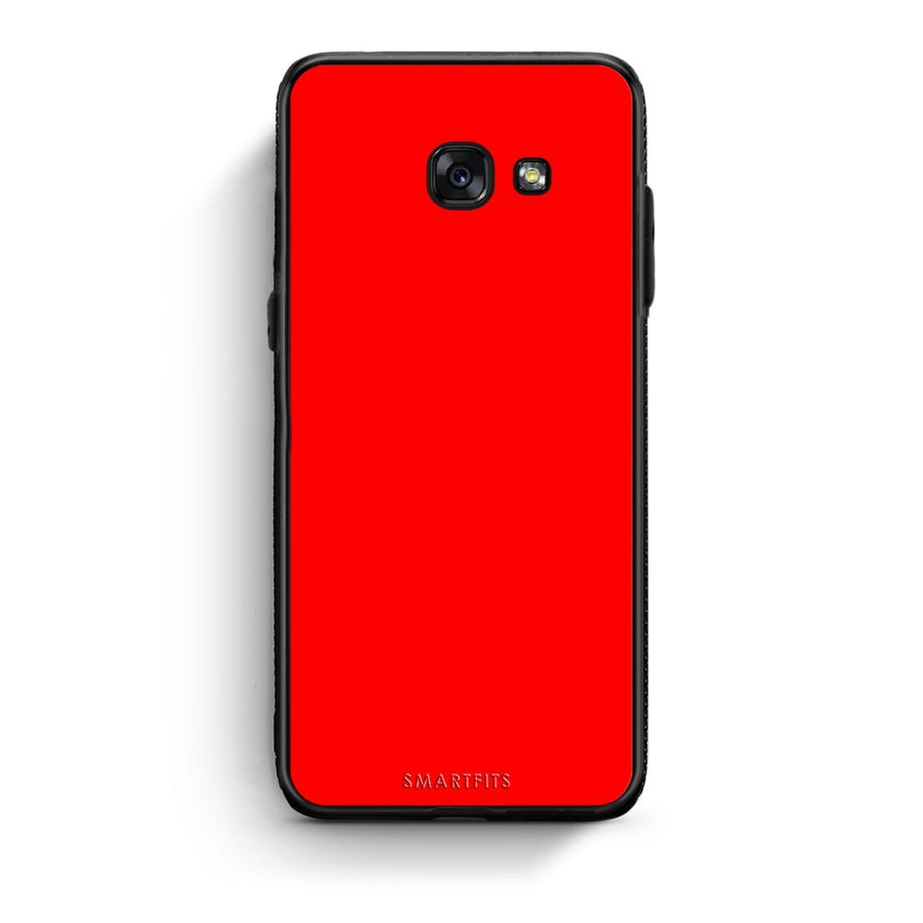 17 - Samsung A3 2017 Red Color case, cover, bumper