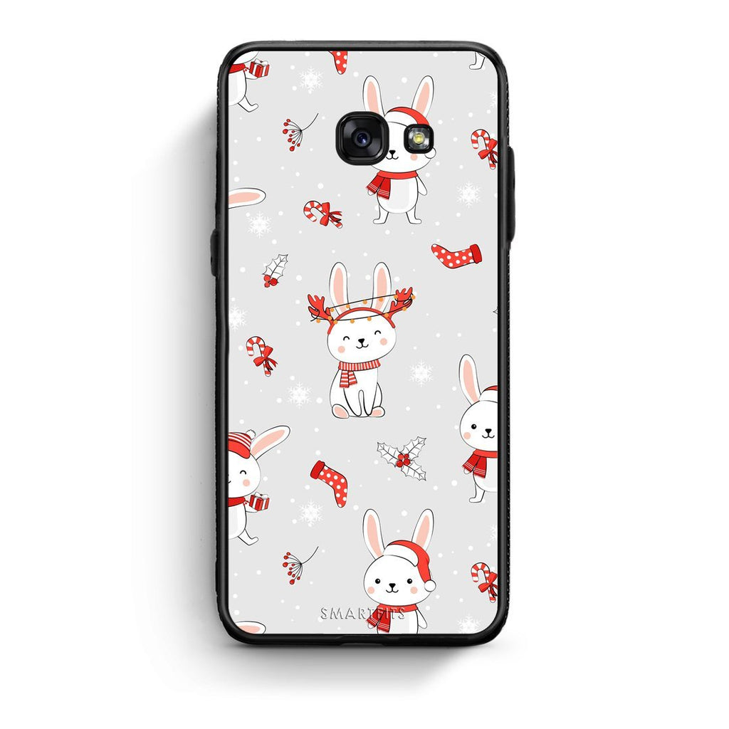 4 - Samsung A3 2017 Xmas Cute case, cover, bumper
