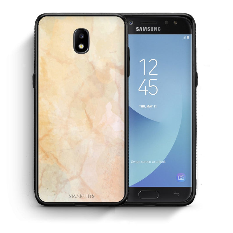 117 - Samsung J3 2017 Sand Marble case, cover, bumper