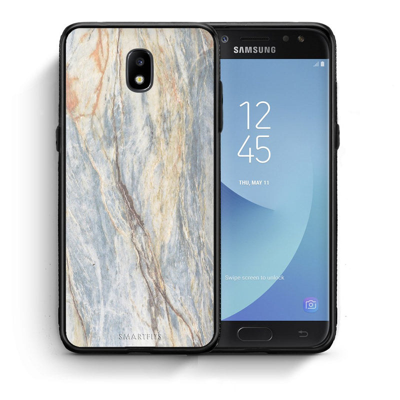 43 - Samsung J3 2017 Water Marble case, cover, bumper