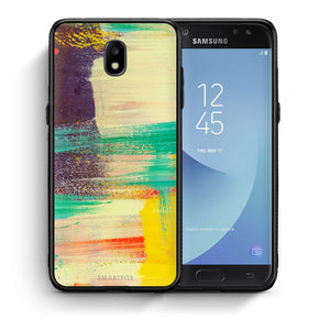 59 - Samsung J3 2017 Painted Wall Stone case, cover, bumper