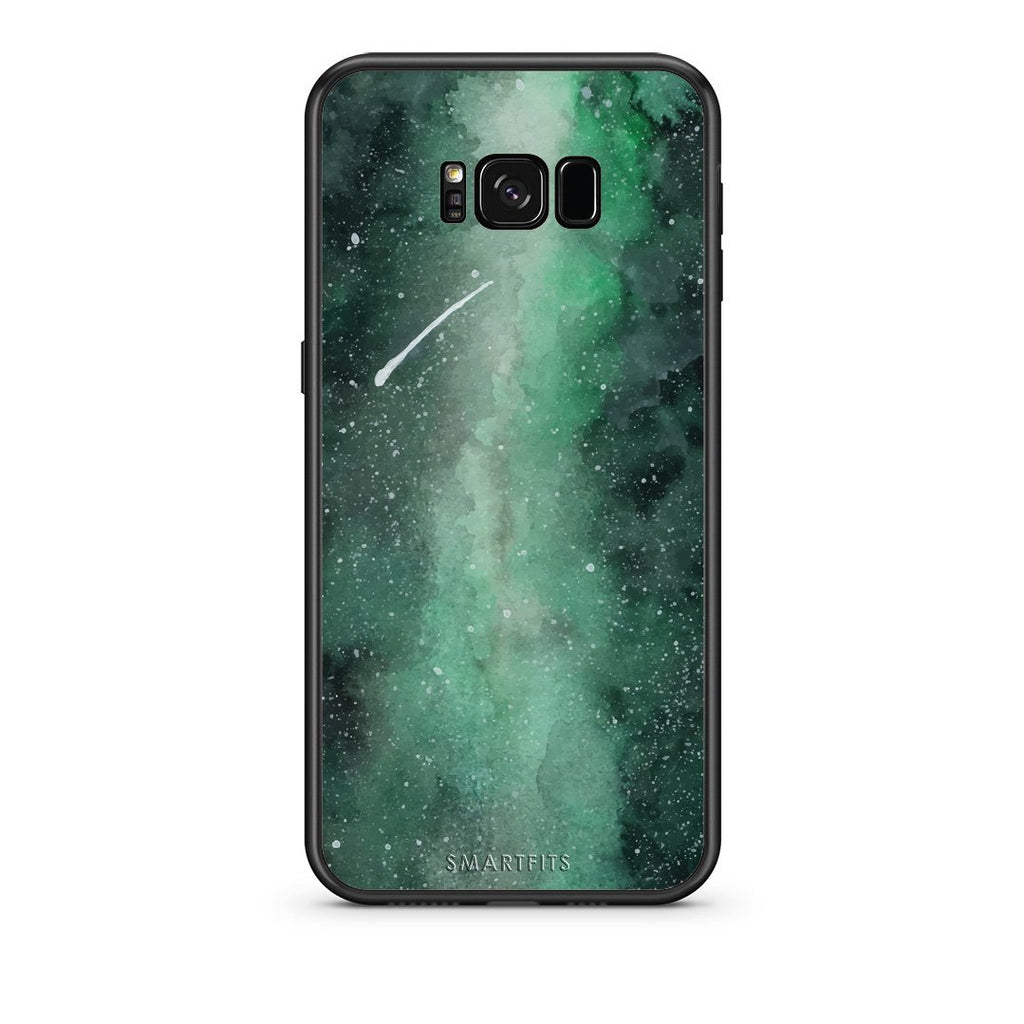 50 - samsung galaxy s8 plus Green Galaxy case, cover, bumper