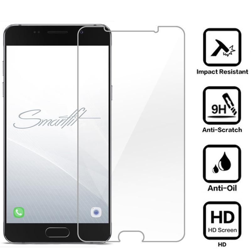 Premium Tempered Glass-Screen Protector for Samsung A5 2016