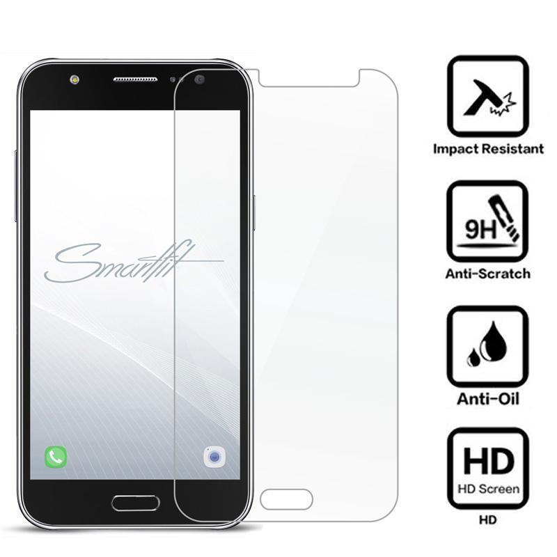 Premium Tempered Glass-Screen Protector for Samsung J5 2016