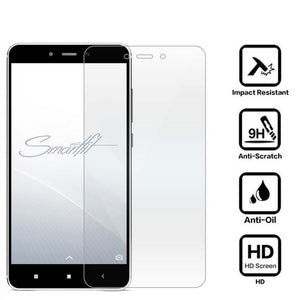 Premium Tempered Glass-Screen Protector for Xiaomi Redmi Note 4/4X (Snapdragon)