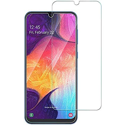 Premium Tempered Glass-Screen Protector for Samsung A30